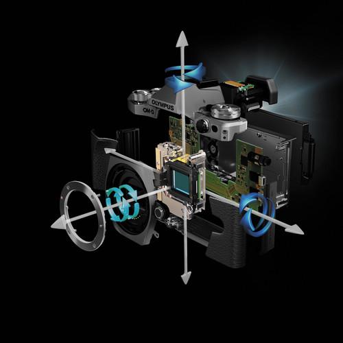 5-axis sensor-shift image stabilization. Source: premiumbeat.com