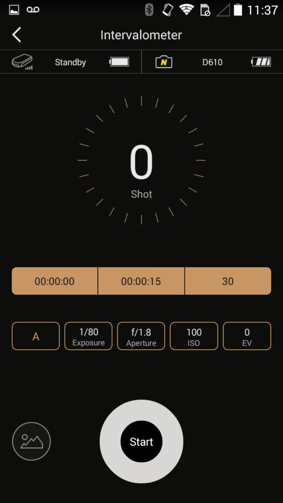intervalometer-menu